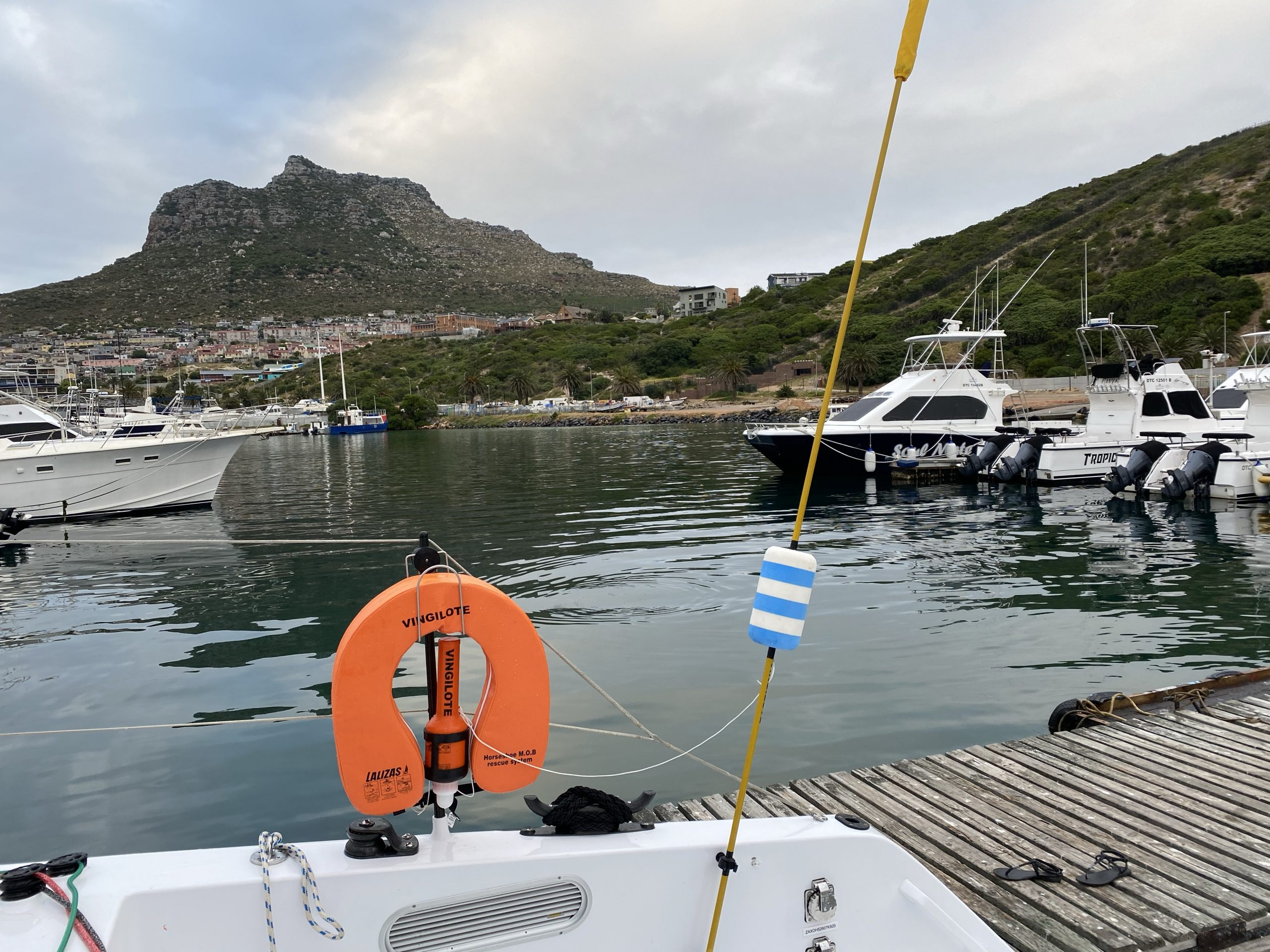 In Hout Bay Marina