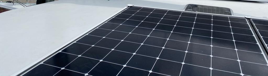 Solar Panel Gain