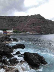 Extended visit to St Helena