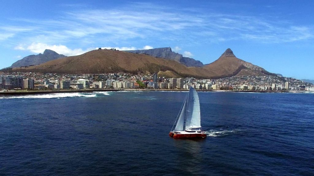 Day trip to Cape Town