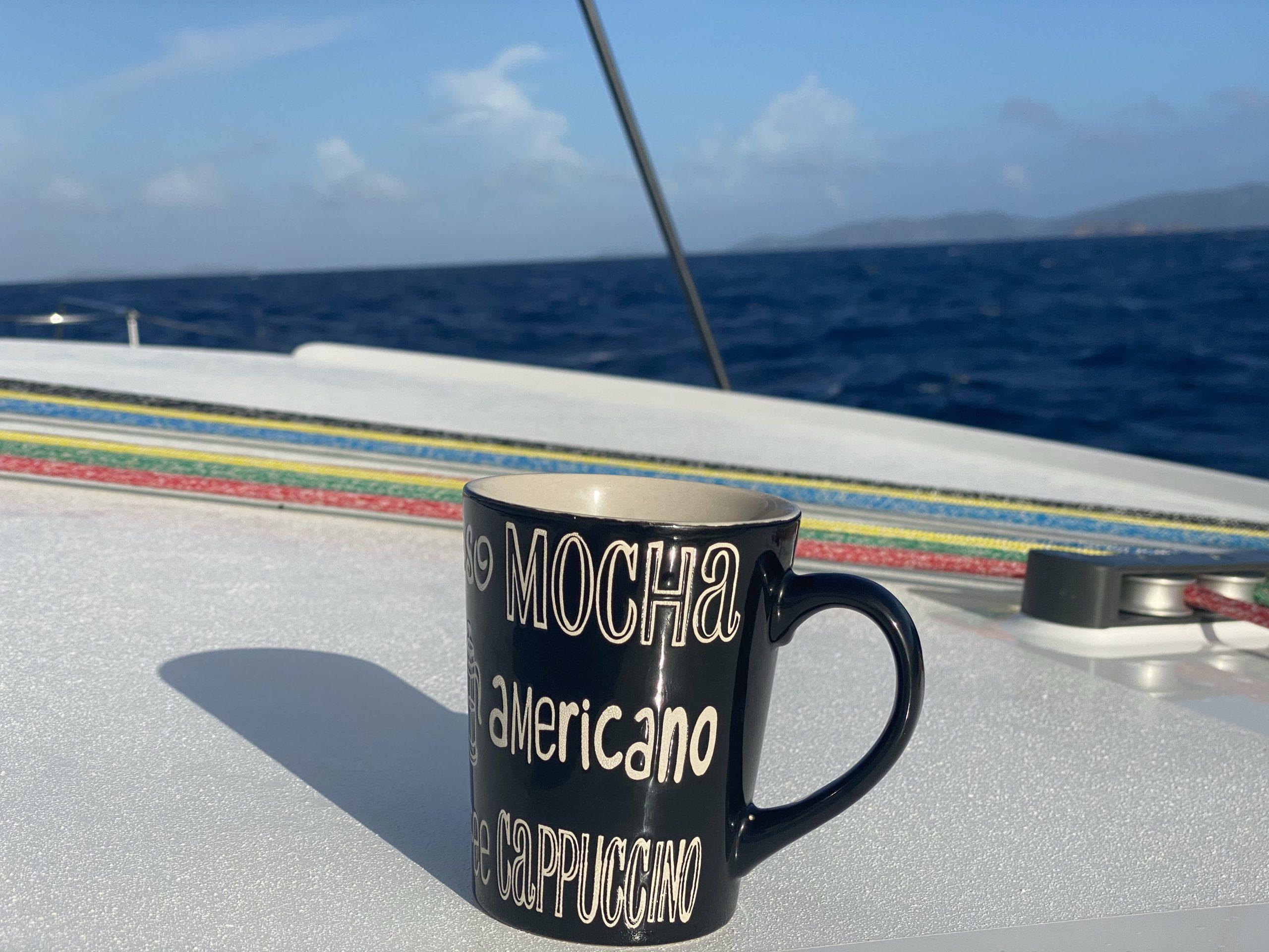 Why I love catamarans