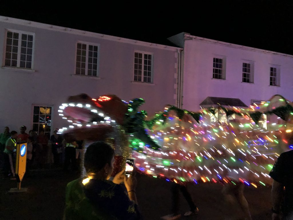 St. Helena Festival of Lights