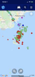 Vingilótë is in the Pacific!