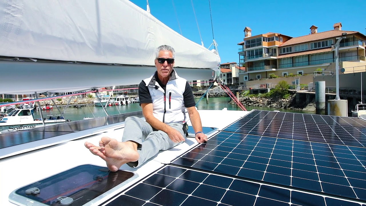 Balance Video on our Solar Panels