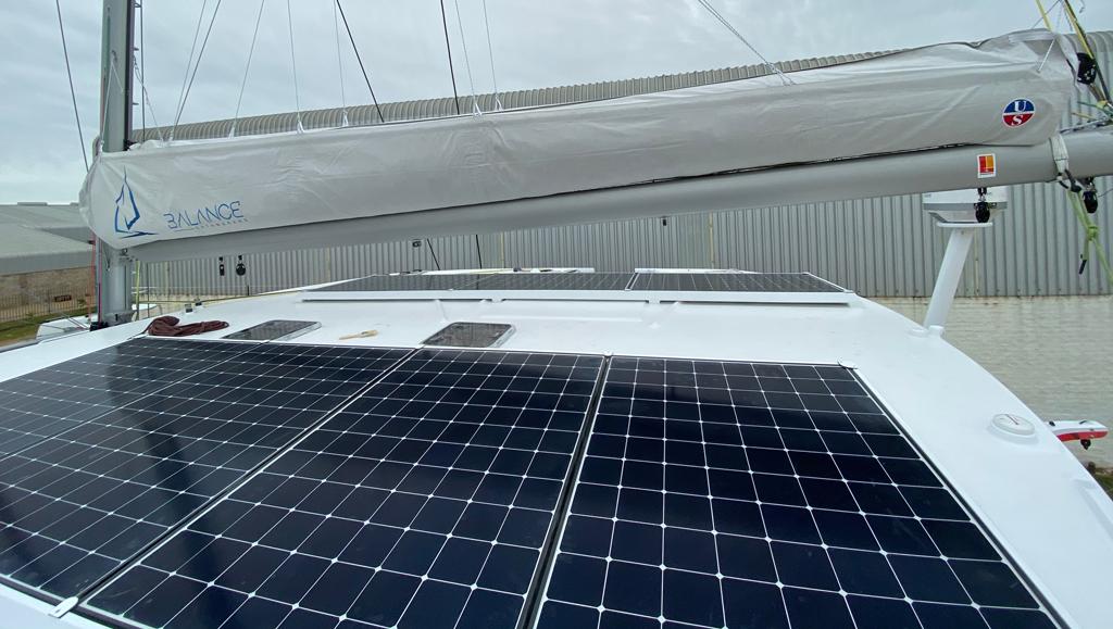 More Solar Power Than Draw