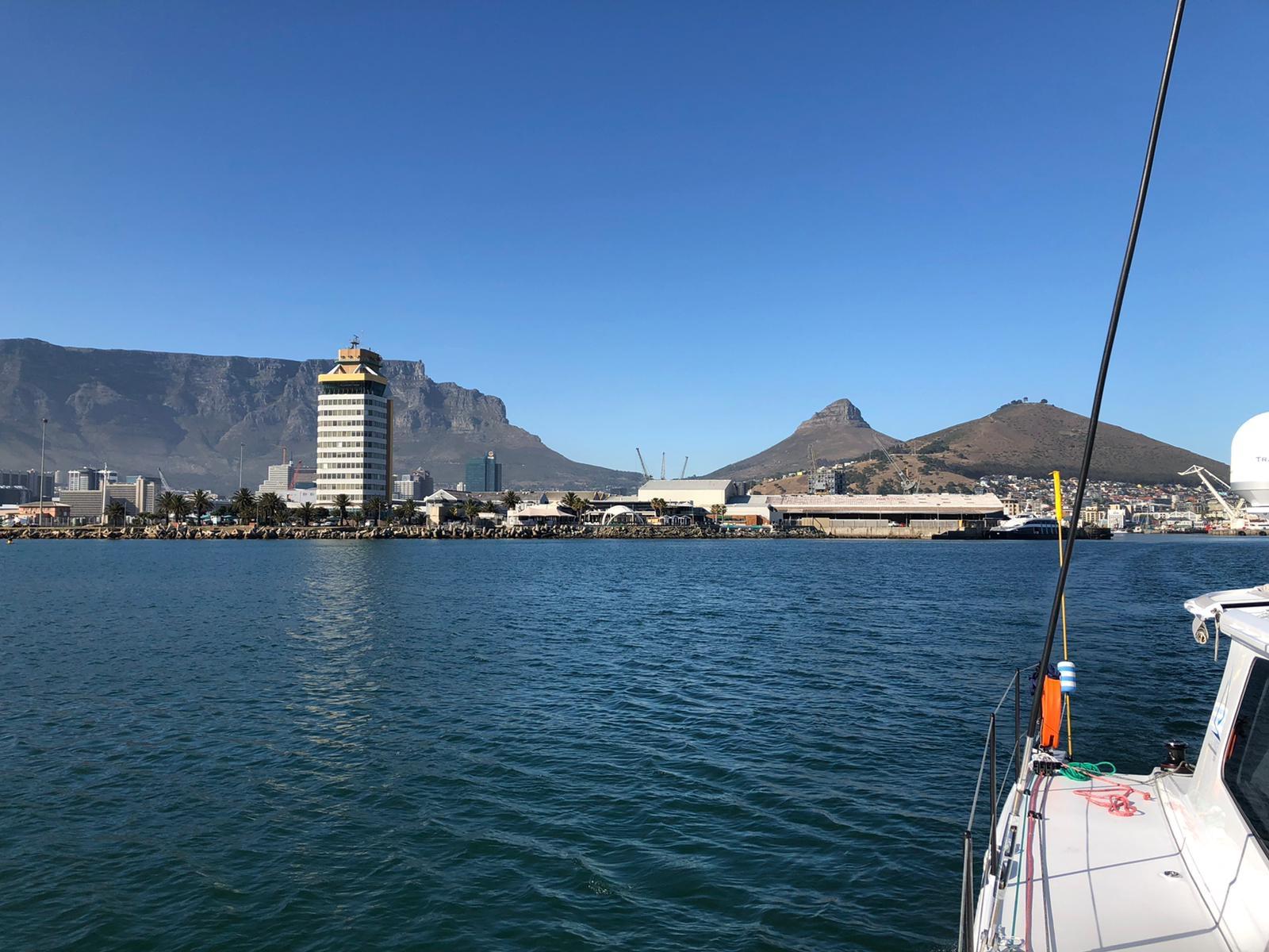 Goodbye Cape Town