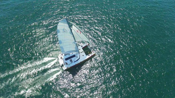 Vingilótë's ongoing sea trials