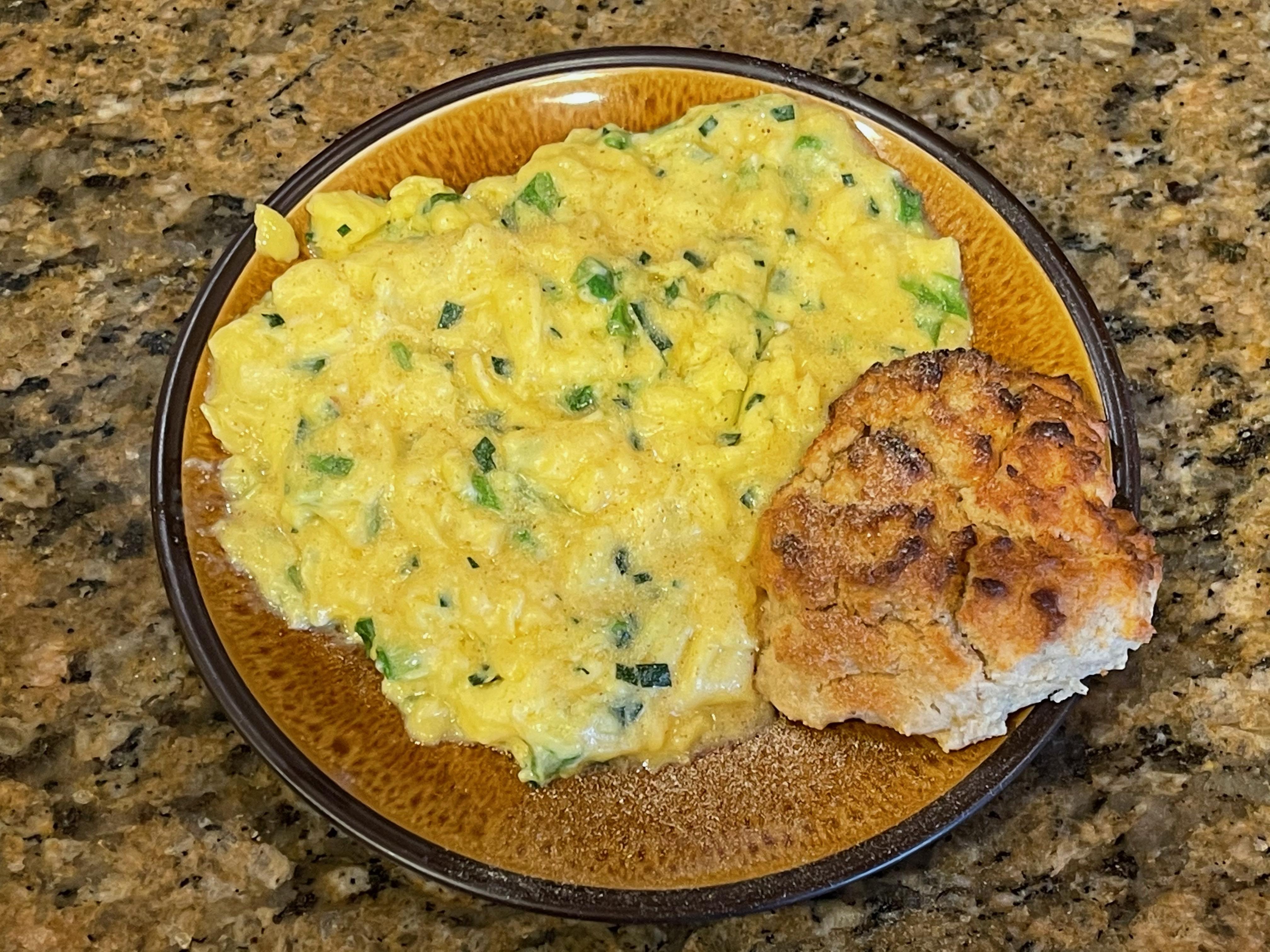 Extra-Creamy Scrambled Eggs (J. Kenji López-Alt)