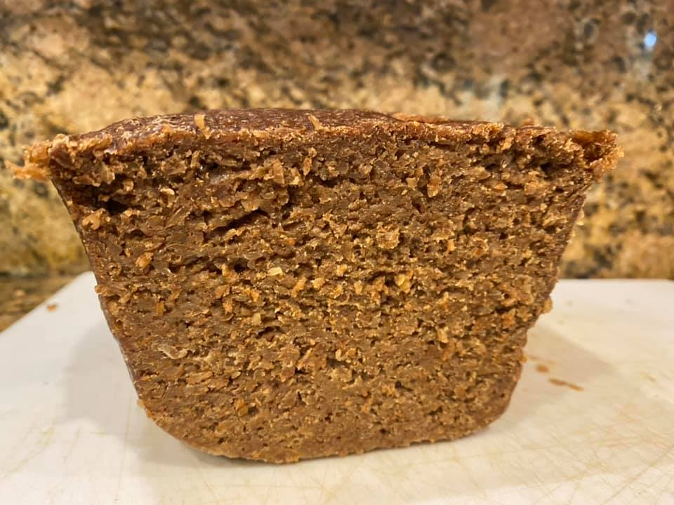 The Dutch ryebread came out great