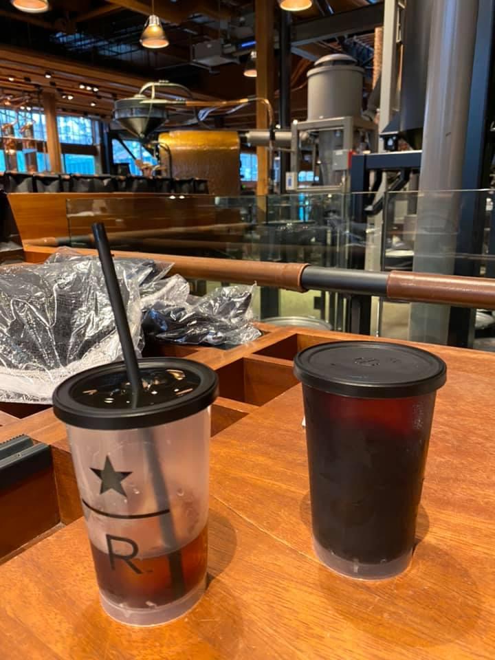 I found something at Starbucks I not just not actively dislike…