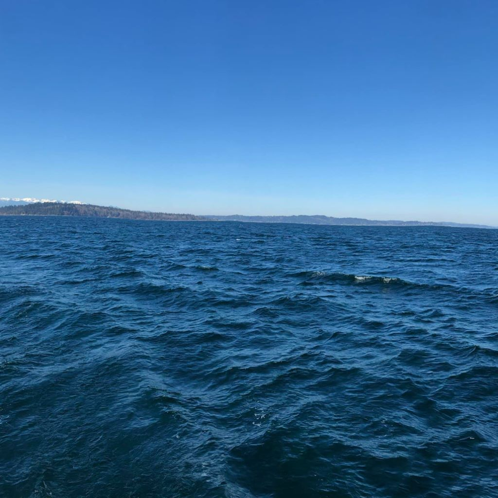 12 to 15 knots of wind…