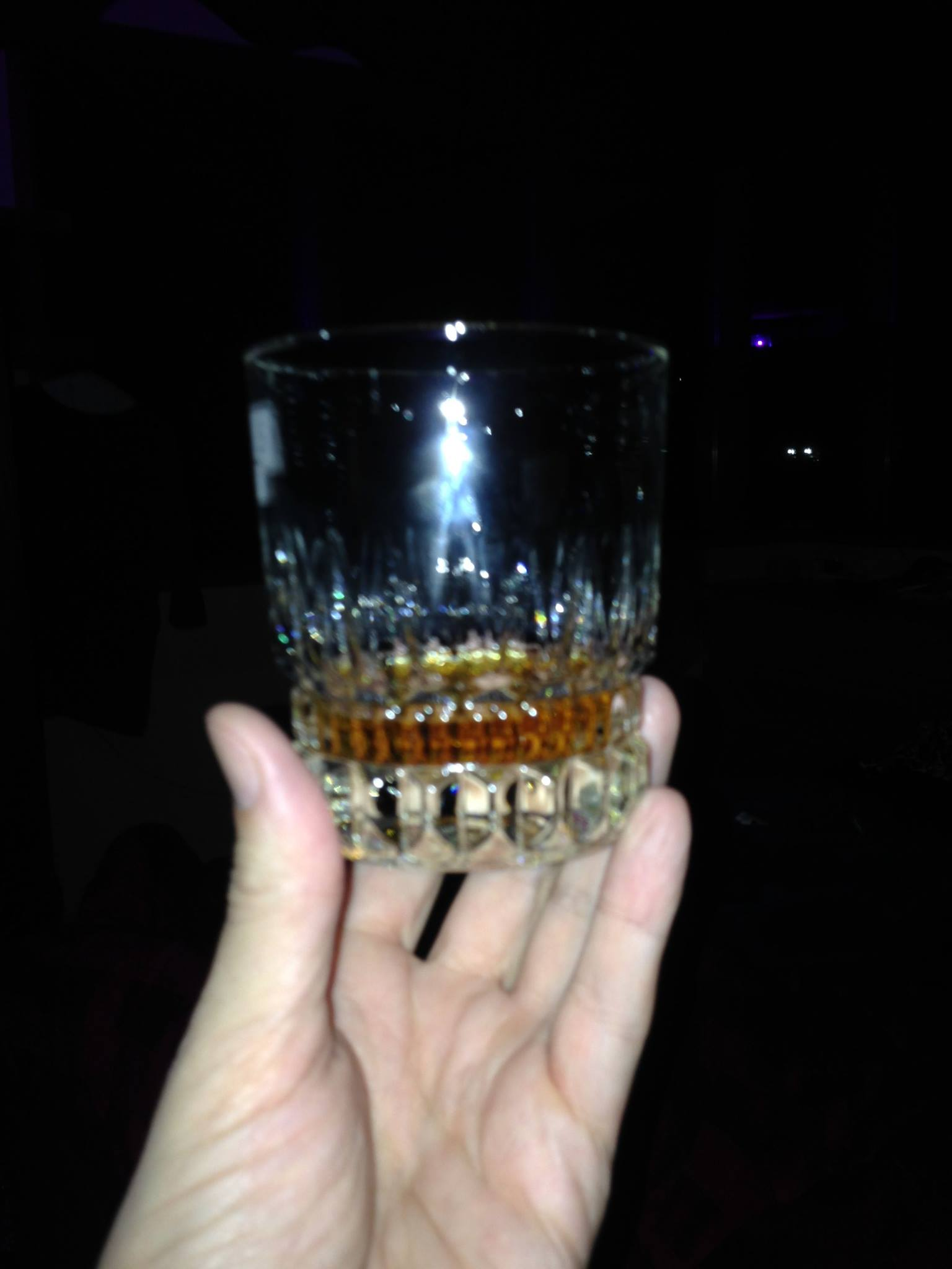 To absent friends Cheers…
