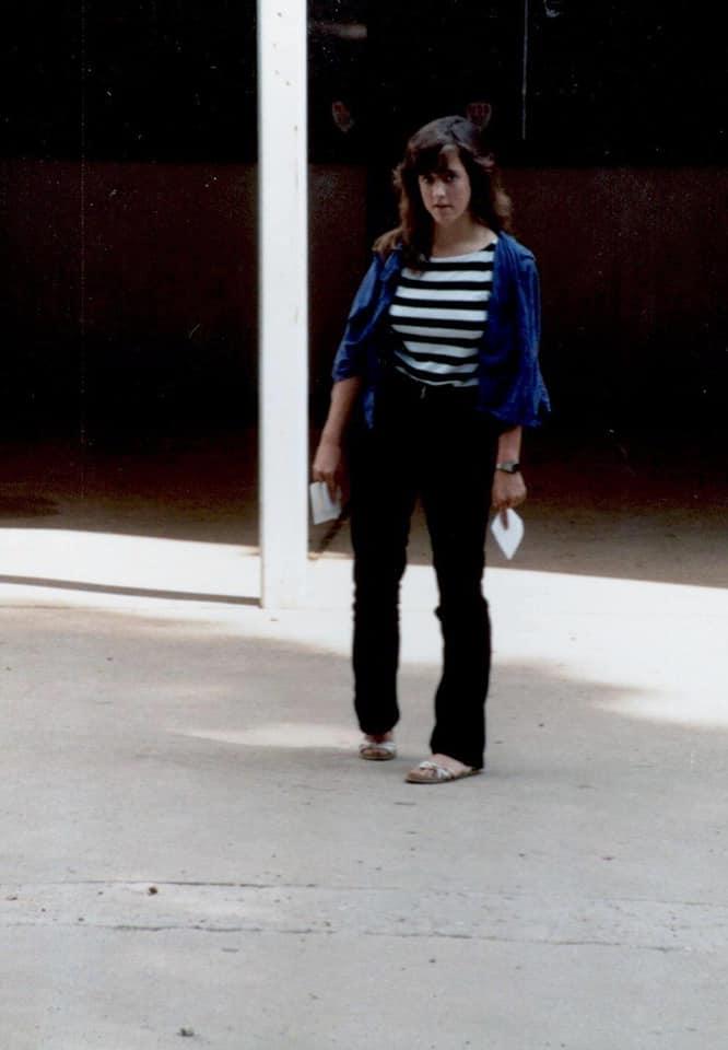 I don't know if I even had a senior photo taken…