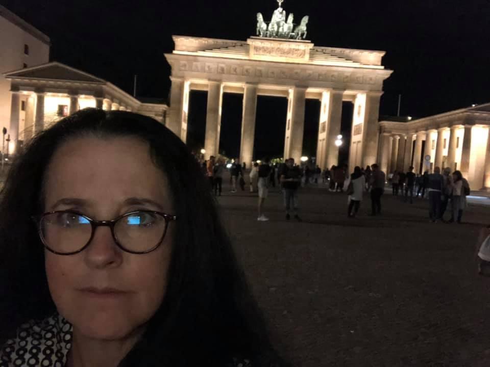 Last night in Berlin
