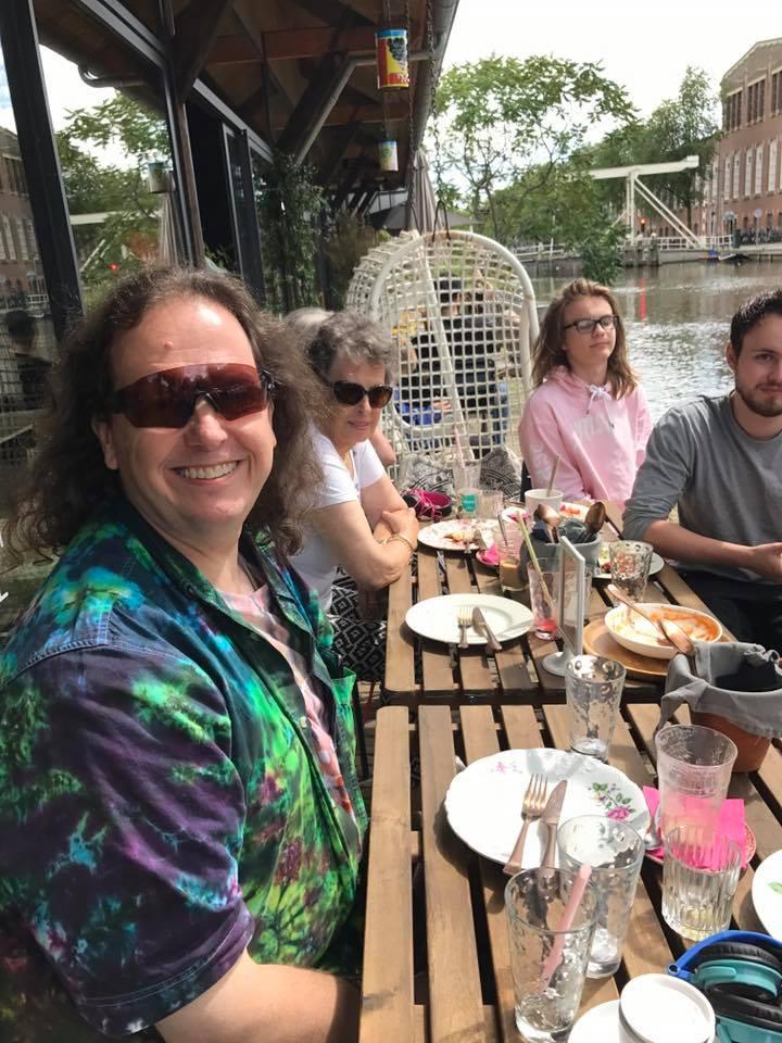 Family vacation in Den Haag